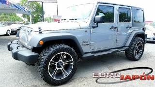 JEEP WRANGLER SPORT UNLIMITED 2013 EUROJAPON