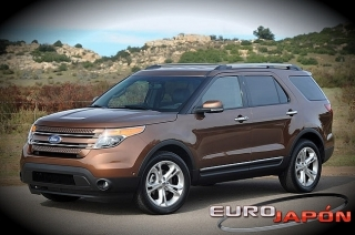FORD EXPLORER LIMITED 2011 EUROJAPON