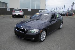 BMW 3 Series 328i Negro 2009