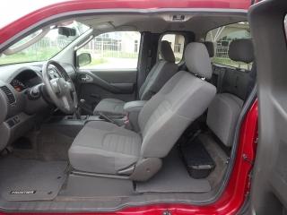Nissan FRONTIER 2011 Vino