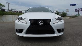 Lexus IS 250 Blanco 2014