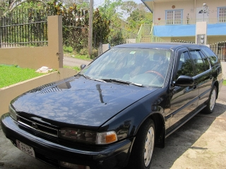 Honda Accord 1991 Azul