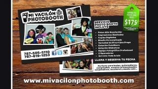 Mi Vacilon Photo Booth