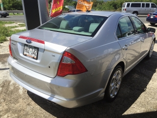 Ford Fusion 2011 787-701-5030