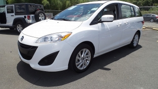 Mazda Mazda5 Sport Blanco 2014