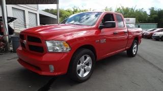 Ram 1500 Express Rojo 2014