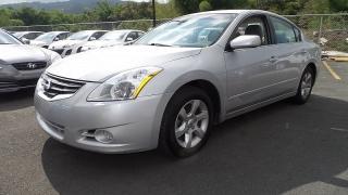 Nissan Altima 2.5 Plateado 2012