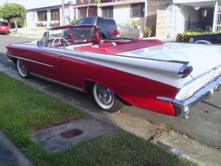 Oldsmobile Dynamic88 1959 Rojo