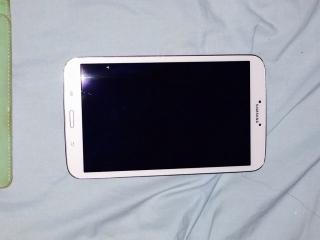 Samsung Galaxi tablet