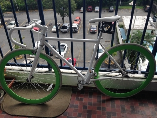 fixie state.co aros pure fix verdes 200$