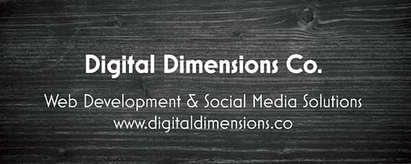 Digital Dimensions Web Developing