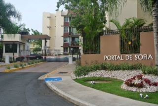 Espacioso y amueblado apartamento en Guaynabo Portal de Sofia 3H, 2B, 2P