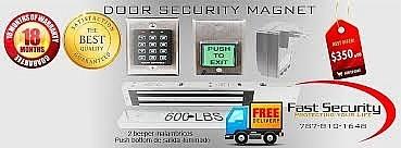Cerradura Magnética para condominio/oficina