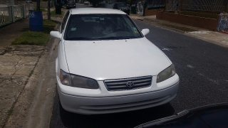 Toyota Camry 2000 Blanco