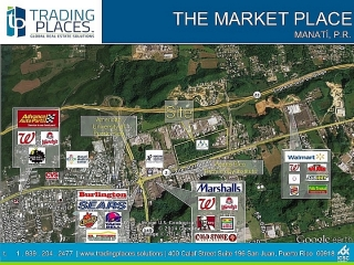 THE MARKET PLACE   OUTPARCELS AVAILABLE FOR LEASE