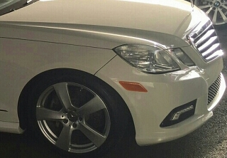 "2011 Mercedes Benz Original Wheels 18"" con Gomas"