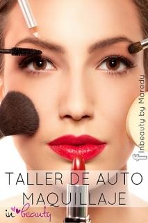 "Taller de Auto Maquillaje ""Inbeauty's Makeup Party"""
