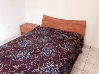 Juego de Cuarto (madera sólida) y mattress