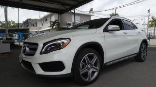 Mercedes-Benz Gla-class Gla250 Cirrus White 2015