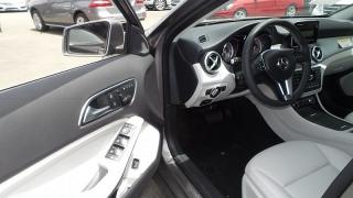 Mercedes-Benz Gla-class Gla250 Mountain Gray Metallic 2015