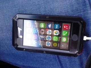 iPhone 5c 32GB Azul Sprint