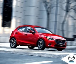 Mazda 2 2016 Rojo REINALDO ORTIZ 787-366-4731