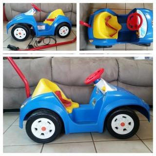 Carrito para bebe, Power Wheels