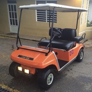 Carrito de golf Club Car Electrico