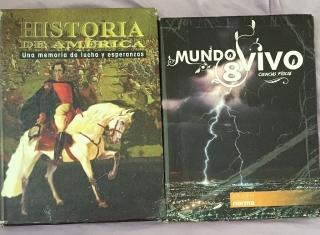 Libros de Estudio Sociales y Ciencia