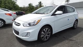 Hyundai Accent 5 Blanco 2015