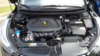 Hyundai Elantra Se Negro 2016