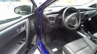 Toyota Corolla S Azul 2015