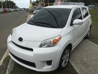 Scion xD 2011