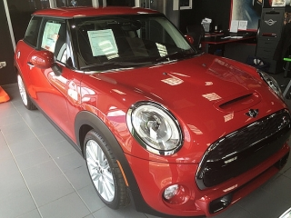 Mini Copper S 2015