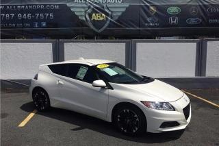Honda CR-Z EX 2014