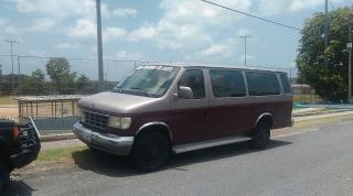 Club wagon 95- transportacion publica