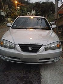 Hyundai Elantra 2006 Gris