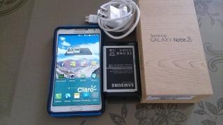 Samsung galaxy Note 3 Claro 350.00