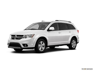 Dodge Journey Se White 2012