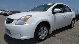 Nissan Sentra 2.0 Blanco 2011