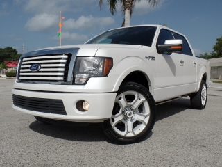 FORD F-150 LIMITED 4X4 2011!WOW! !!MAJESTUOSA!!