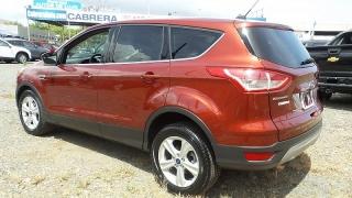 Ford Escape Se Rojo Vino 2014