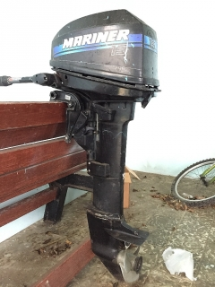 Motor Outboard Mariner 15 hp