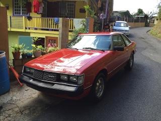Toyota Celica 1981 Rojo