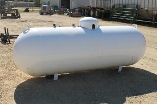 48kW Generator, Transfer Switch, 500g LP Tank
