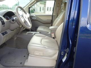 Nissan FRONTIER SL 2011 Azul