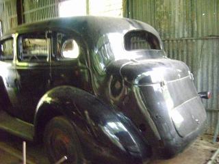 Packard 1936 venta