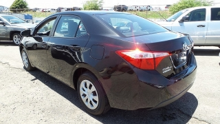 Toyota Corolla L Negro 2014