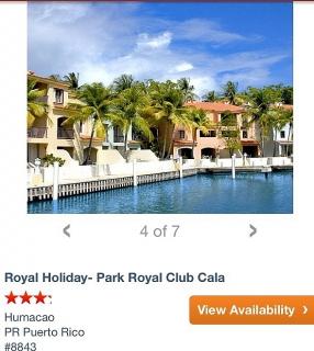 Semana de lujo en Resort
