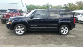 Jeep Patriot Sport Azul 2011